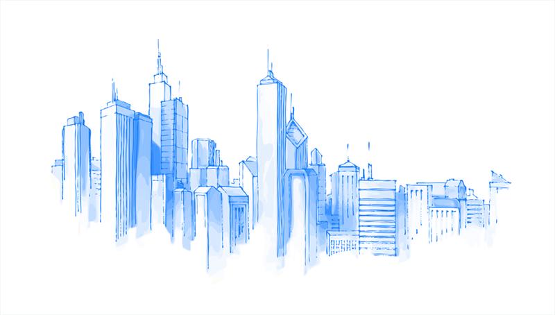 city-sketch