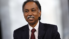 Infosys CEO S.D. Shibulal Interview
