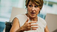 Mylan Inc. Chief Executive Officer Heather Bresch Interview