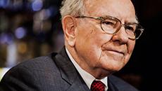Berkshire Hathaway Inc. CEO Warren Buffett Interview
