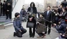 South Korea Korean Air Apologies