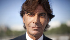 Patrizio di Marco CEO of Gucci is Interviewed on Bloomberg's Eye To Eye Series