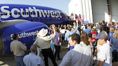 Southwest Reveal Launch Event