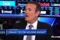 Lennar CEO: Housing Comeback Slow And Steady
